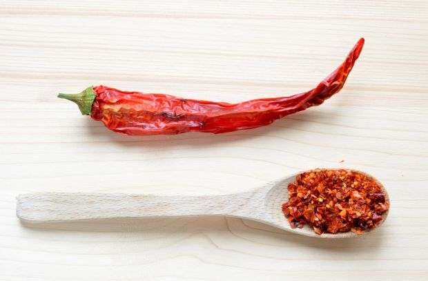 Red chili pepper on wooden plate., Image: 268492225, License: Rights-managed, Restrictions: , Model Release: no, Credit line: Profimedia, Alena Ceplová - ČIF