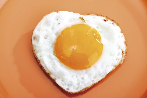 Fried egg, sunny side up, Image: 43288869, License: Royalty-free, Restrictions: , Model Release: no, Credit line: Profimedia, imageBROKER