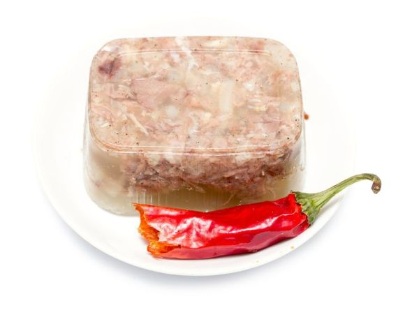 17616191 - jellied meat aspic