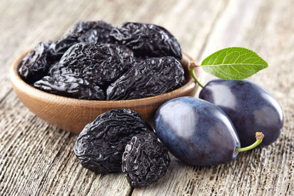 48172435 - plum with prunes