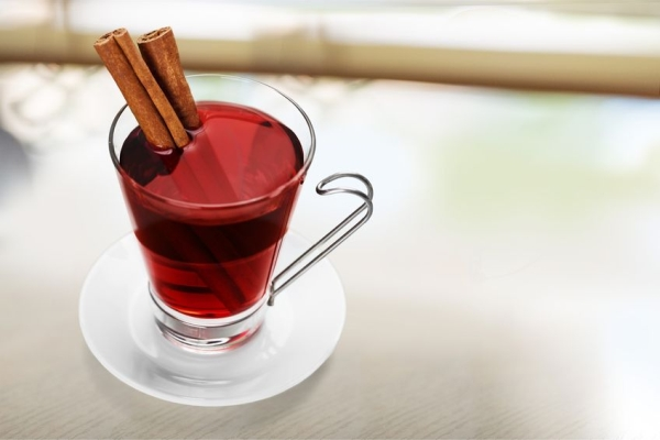 47421255 - mulled wine.