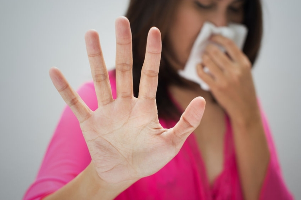38938763 - flu cold or allergy symptom