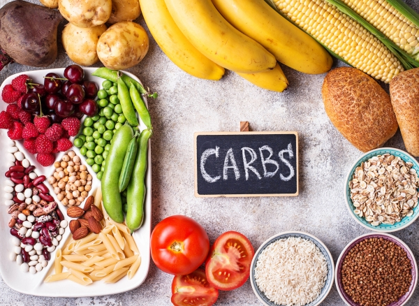 103993162 - healthy products sources of carbohydrates.