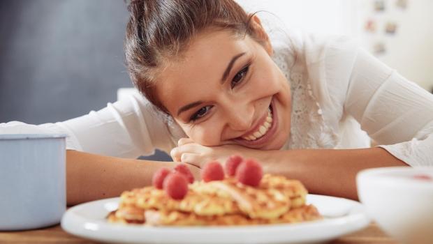 3 összetevős diétás gofri » The Hungry Hungarian Girl